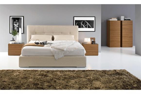 Swami κρεβάτι σετ Calligaris