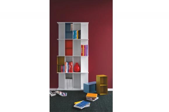 Division βιβλιοθήκη Calligaris