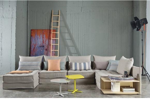 Berlin καναπές
