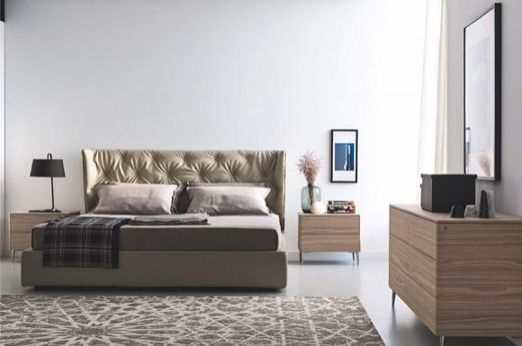 Wynn κρεβάτι Calligaris -35%