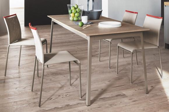 Dot τραπέζι κουζίνας Calligaris