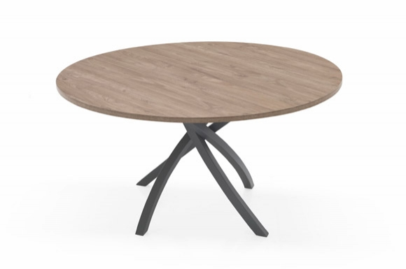 Twister στρογγυλό τραπέζι Connubia by Calligaris