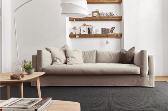 Glammy διθέσιος και τριθέσιος καναπές Calligaris -35%