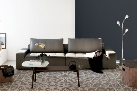 Lounge Easy γωνιακός καναπές ή διθέσιος και τριθέσιος καναπές Calligaris -35%