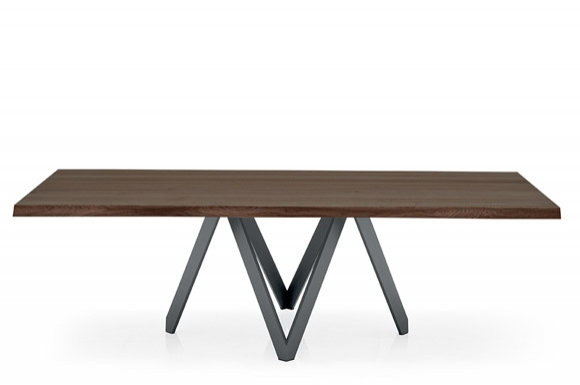 Cartesio τραπέζι με αξεφάρδιστο καπάκι RL Calligaris