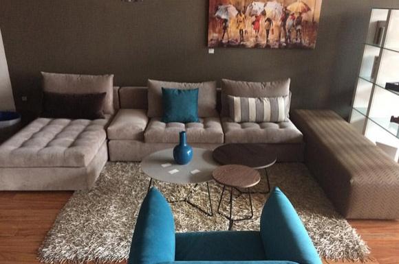 FreeMilan καναπές