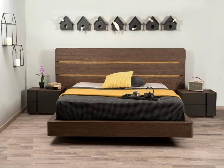 Next κρεβάτι ξύλινο