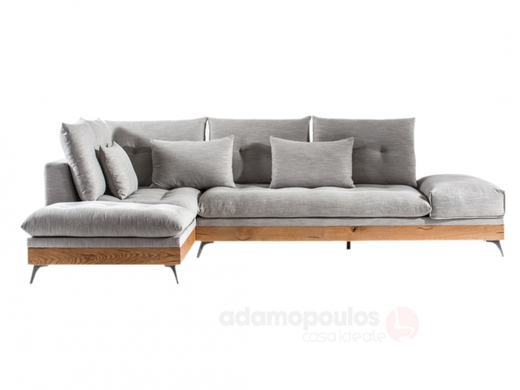 Amsterdam καναπές γωνιακός ή διθέσιος και τριθέσιος