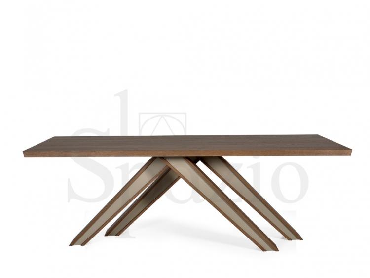 Elliot τραπεζαρία με ξύλο ή κεραμικό