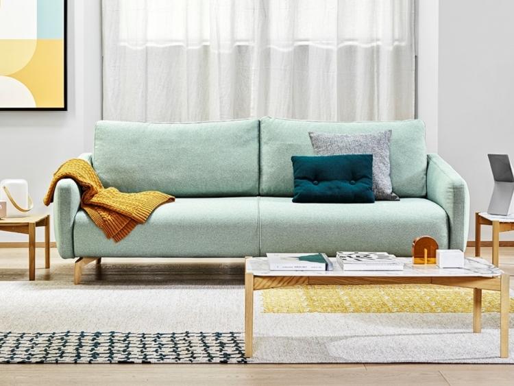Finland διθέσιος, τριθέσιος ή γωνιακός καναπές Calligaris