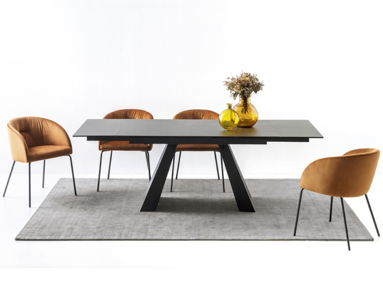 Wings τραπεζαρία επεκτεινόμενη Connubia by Calligaris