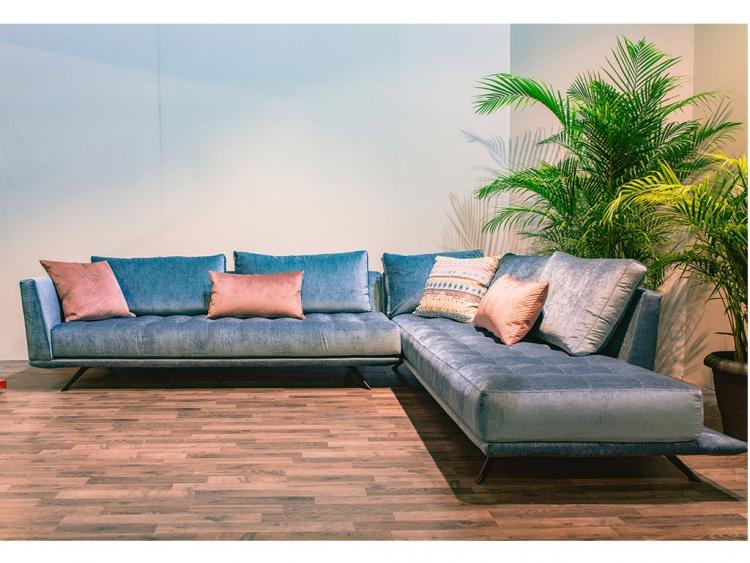 Velvet καναπές