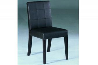Νεφέλη καρέκλα σε καφέ δέρμα προσφορά 2 τεμάχια τελευταία
