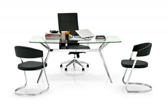 Seven γραφείο Connubia by Calligaris