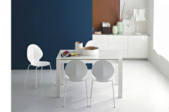 Baron τραπεζαρία Connubia by Calligaris