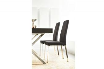 Bess Metal καρέκλα Calligaris προσφορά σε χρώμα γκρι 4/άδα