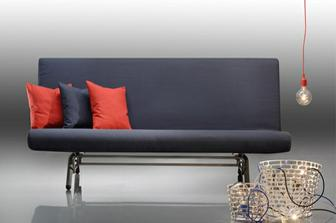 Blue καναπές κρεβάτι