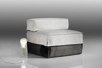 Basic I σκαμπό - μονό κρεβάτι