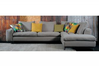 Brad καναπές 3/Θέσιος σε προσφορά στα 540 ευρώ σε χρώμα μπεζ