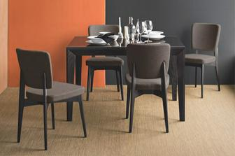 Abaco τραπεζαρία Connubia by Calligaris