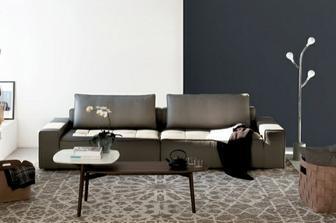 Lounge Easy γωνιακός καναπές ή διθέσιος και τριθέσιος καναπές Calligaris