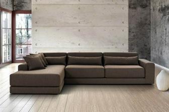 San Diego γωνιακός ή  διθέσιος και τριθέσιος καναπές