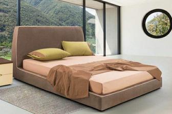 Ζεύς υφασμάτινο κρεβάτι