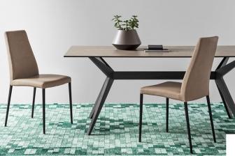 Κent τραπέζι με πέτρα Calligaris