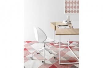 Basil καρέκλα γραφείου με τεχνόδερμα