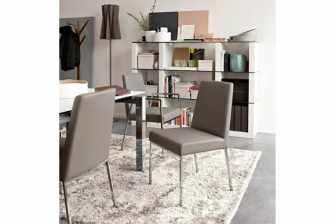 Amsterdam καρέκλα Connubia by Calligaris