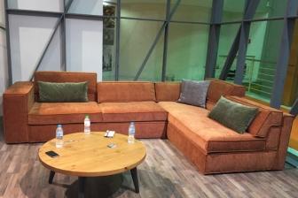 Jazz καναπές γωνιακός, διθέσιος και τριθέσιος
