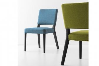 Audora καρέκλα τραπεζαρίας Connubia by Calligaris