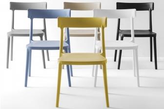 Argo καρέκλα Connubia by Calligaris