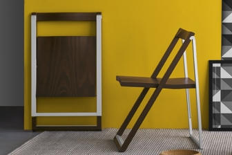 Skip πτυσσόμενη καρέκλα Connubia by Calligaris