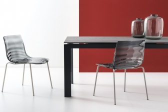L eau καρέκλα Connubia by Calligaris