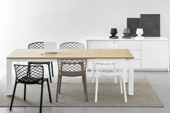Baron τραπέζι κουζίνας Connubia by Calligaris