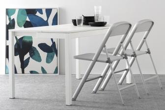 Alu πτυσσόμενη καρέκλα Connubia by Calligaris