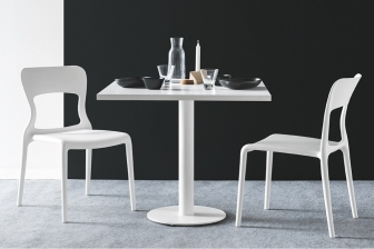 Coctail Α μικρό τραπέζι κουζίνας Conubia by Calligaris