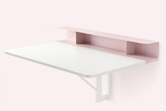 Quadro πτυσσόμενο τραπέζι με αποθηκευτικό χώρο Connubia by Calligaris