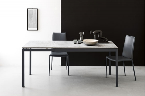 Snap τραπέζι κουζίνας Connubia by Calligaris