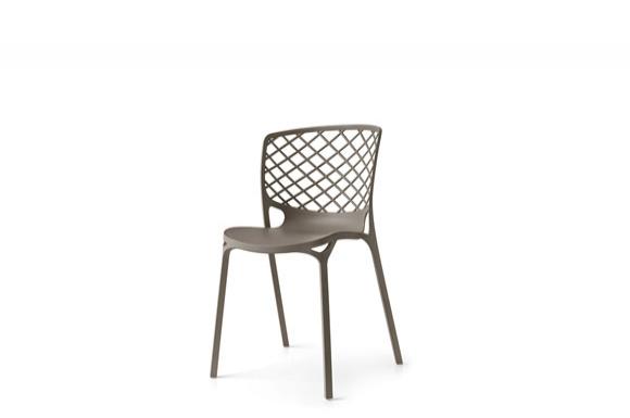 Gamera καρέκλα Connubia by Calligaris