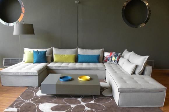 Lotus καναπές