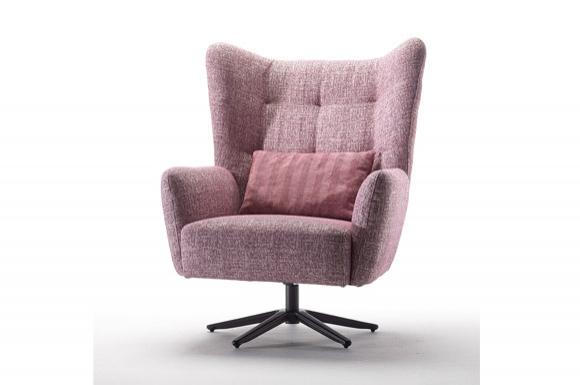 Pink πολυθρόνα