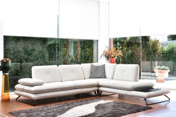 Alverto γωνιακός καναπές