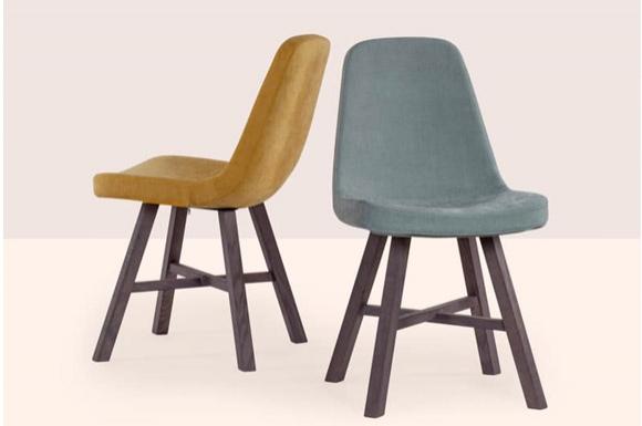 Ginger καρέκλα τεμάχια 2