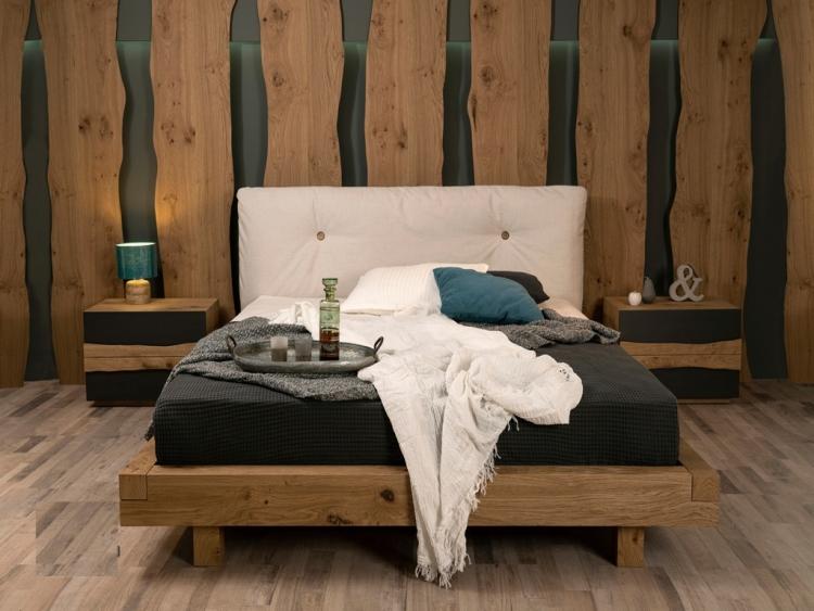 Earthquake κρεβάτι με πόδια