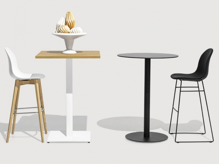 Cocktail ψηλά τραπέζια πάσου Connubia by Calligaris