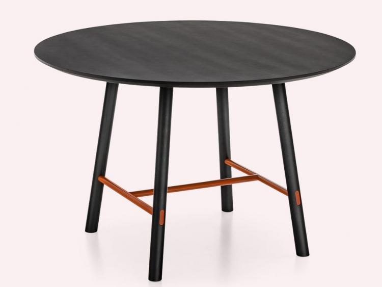 Υο στρογγυλό τραπέζι κουζίνας Connubia by Calligaris