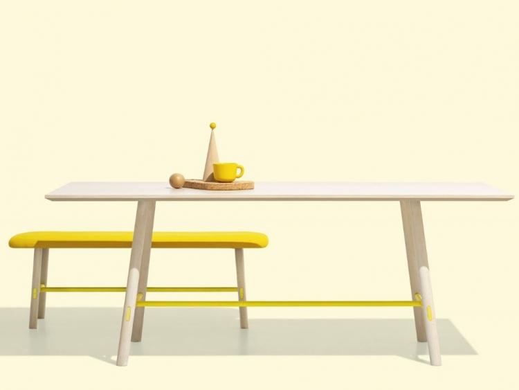 Yo τραπέζι κουζίνας Connubia by Calligaris