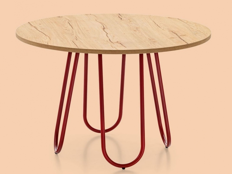Stulle στρογγυλό τραπέζι Connubia by Calligaris